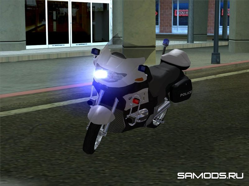 BMW R1150RT (Copbike)
