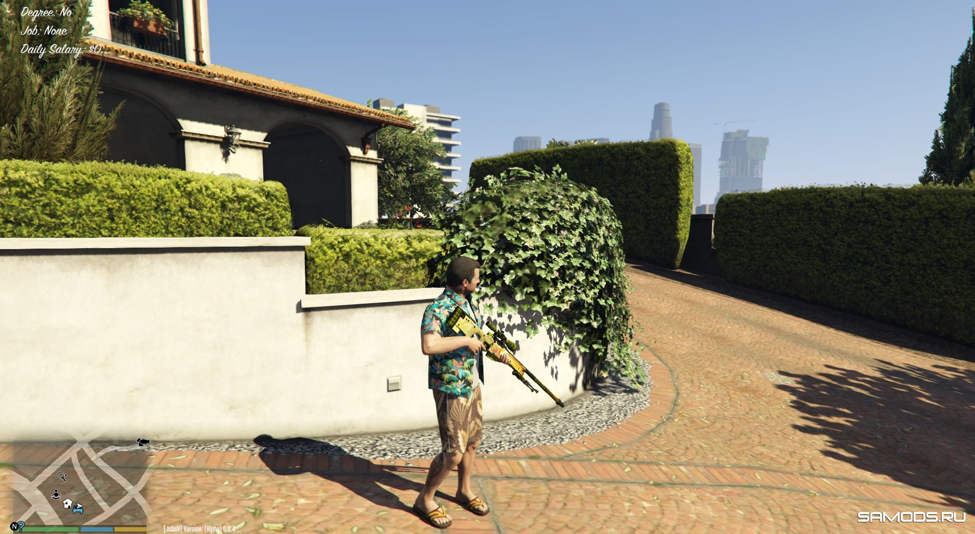 GTA 5 | AWP DragonLore