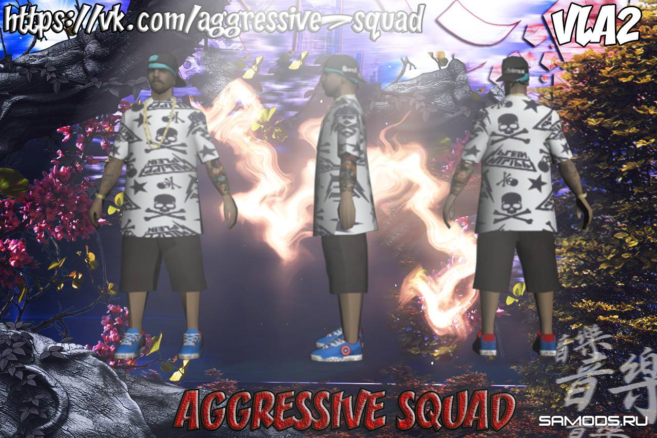 Private Skin by AGGRESSIVE SQUAD