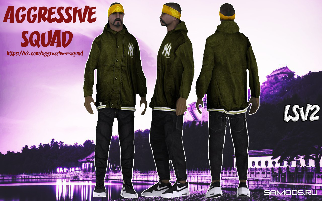 Private Skin VLA2 by Aggressive Squad