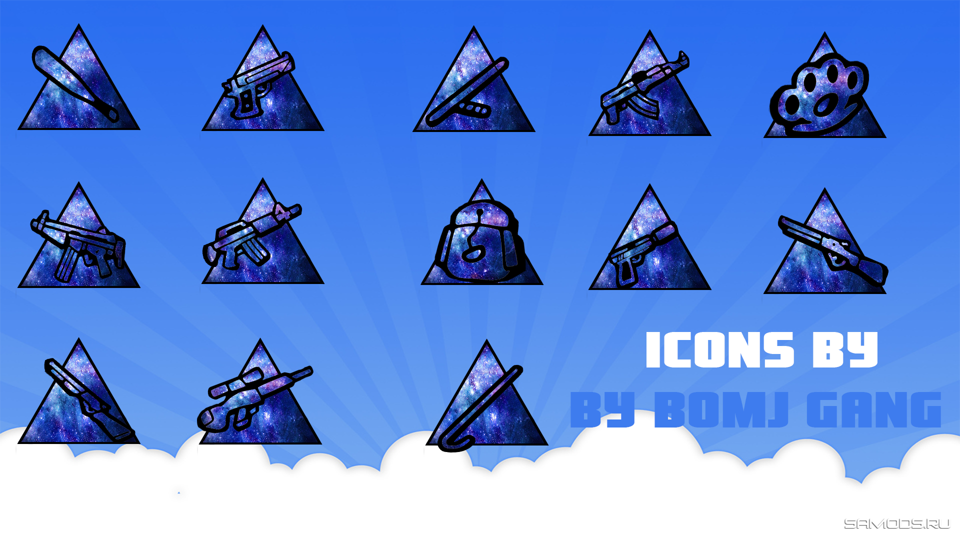Icons pack By I|M