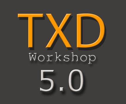 TXD Workshop 5.0 (build: 290312) для GTA